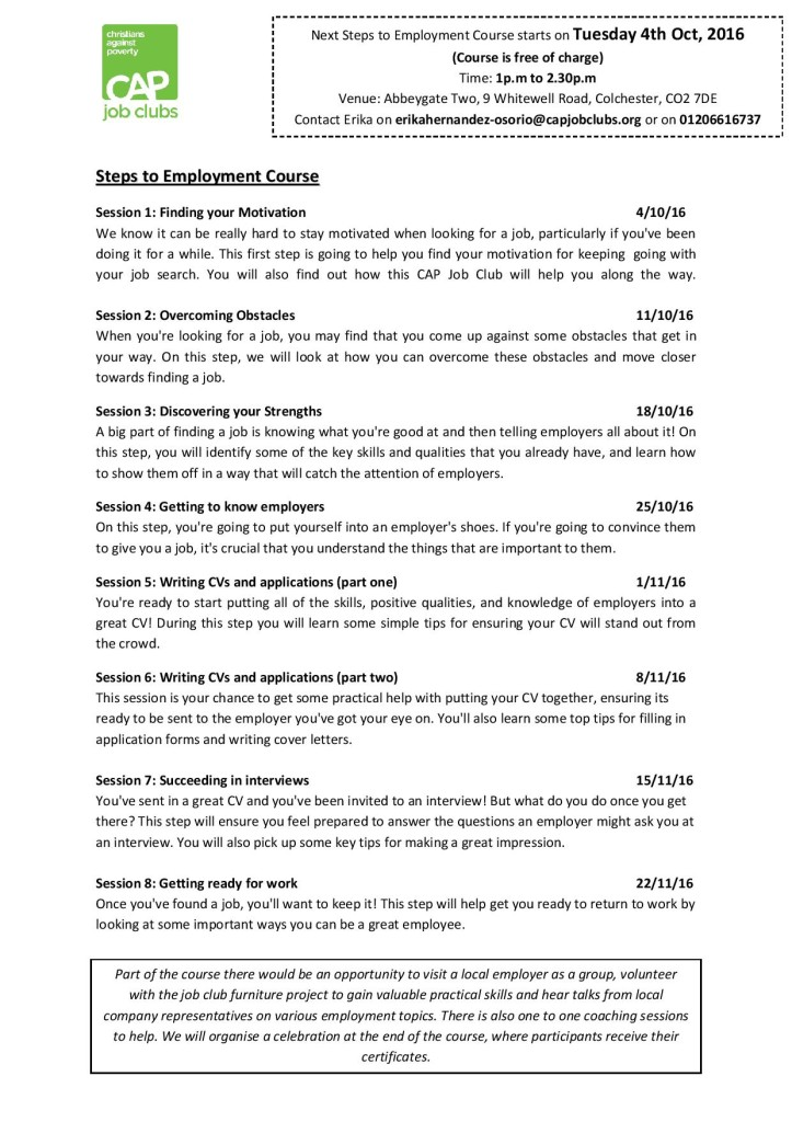 Steps to Employment Course Oct - Nov 2016 (3)-page-001